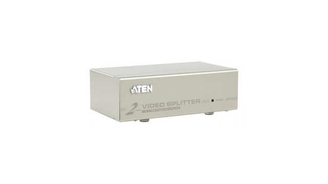 Aten At-vs92a 2-poorts Video Splitter