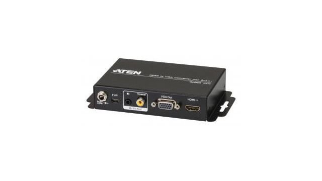 Aten VC812-AT-G Hdmi To Vga Converter With Scaler