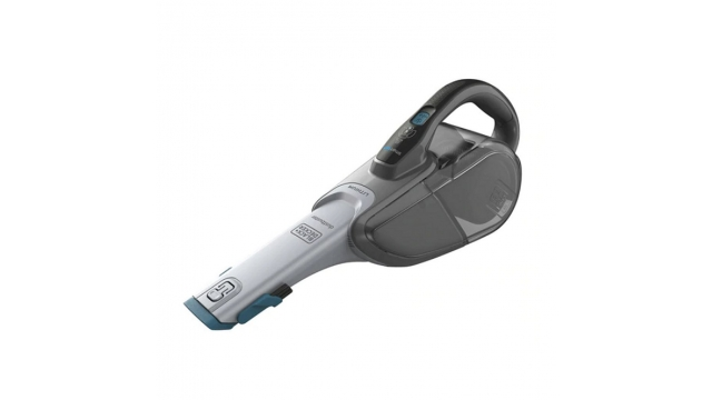 Black&Decker DVJ325BFS-QW Kruimeldief Grijs