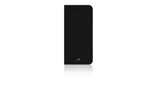 Black Rock Booklet Case Material Pure Voor Apple IPhone 6S/7/8 Plus Zwart