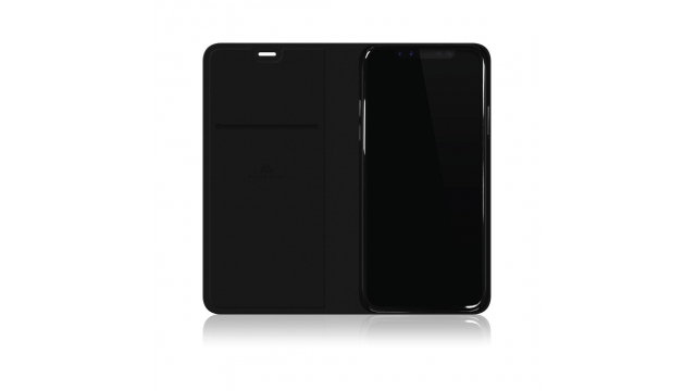 Black Rock Booklet Flex Carbon IPhone X Zwart