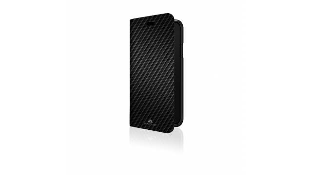 Black Rock Booklet Flex Carbon Voor Samsung Galaxy S10 Zwart