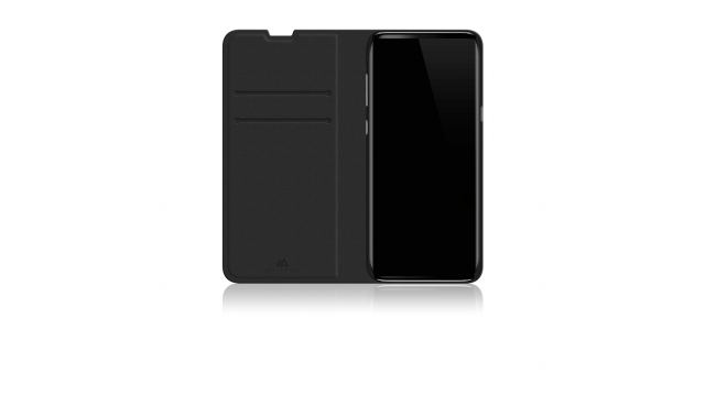 Black Rock Booklet The Standard Voor Samsung Galaxy S10e Zwart