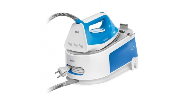 Braun IS 1012 BL CareStyle 1 Stoomgenerator Blauw/Wit