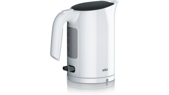 Braun WK3000WH PurEase Waterkoker 1L 2200W Wit