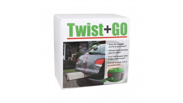 CARPOINT Twist&go Universele Spanband
