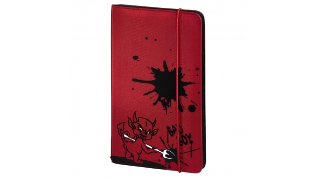 Hama CD/DVD Wallet Up To Fashion 48 Stuks Rood