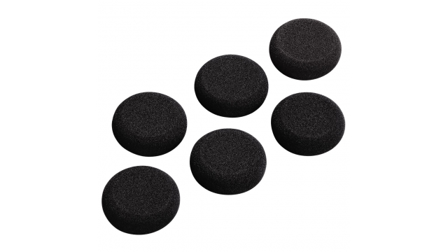 Hama Ear Pads Foam Replacements 45mm 6 Stuks