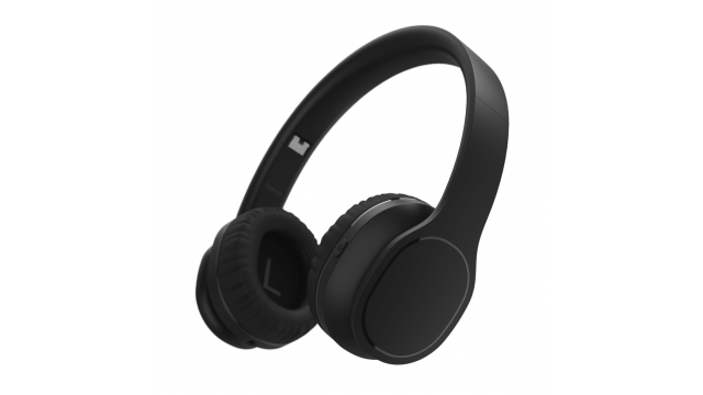 Hama Bluetooth-on-ear-stereo-headset Touch Zwart