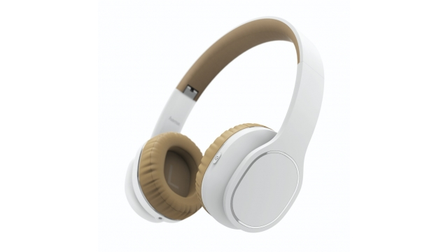 Hama Bluetooth-on-ear-stereo-headset Touch Wit/beige