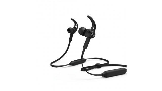 Hama Bluetooth-in-ear-stereo-headset Connect Balance Zwart