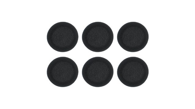 Koss Foam Ear Cushions. 3 Paar