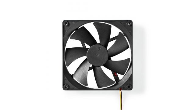 Nedis DCFAN14025BK Computerventilatordc 140 Mm 3-pin Stil