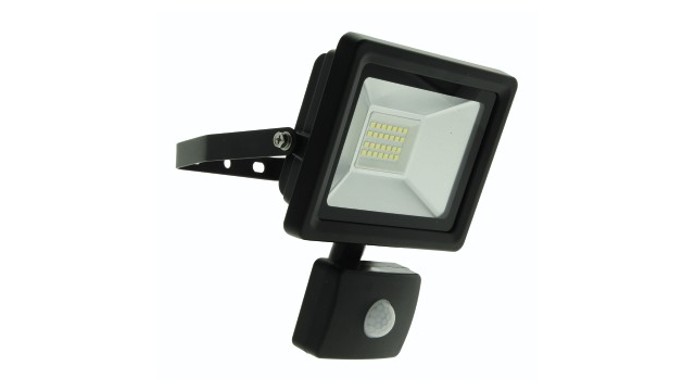 Profile Prolight LED-Spot 20 Watt Met Sensor En Easy Connect Systeem Zwart