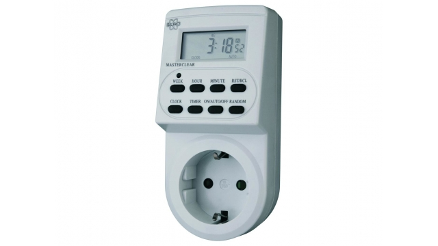 Smartwares 10.046.78 Digitale Timer Wit