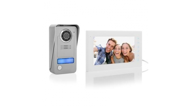 Smartwares DIC-22412 Video Intercom Systeem Wit