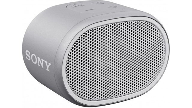 Sony SRSXB01W Bluetooth Speaker Wit