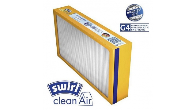 Swirl Clean Air RLF-P-G4-154034 G4 Filter