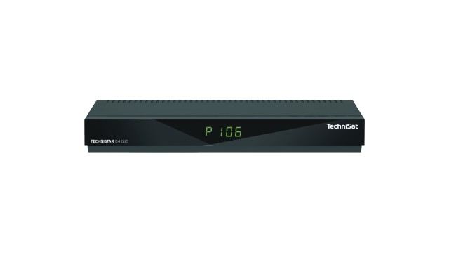 Technisat K4 ISIO Technistar HD Kabel Receiver Zwart
